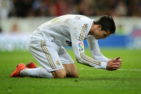 Ahora, los madridistas sólo le sacan cuatro puntos a al Barcelona y la l...