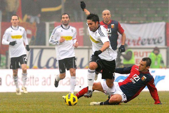 Cesena y Cagliari empataron sin goles.