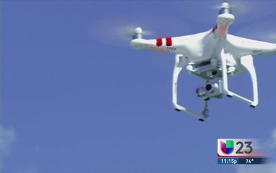 El peligro de los drones