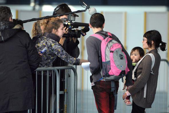 Unos 500 colombianos que residen en Japón quieren salir de ese país ante...