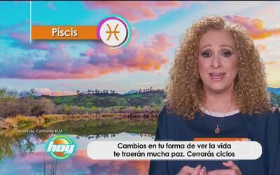 Mizada Piscis 21 de octubre de 2016