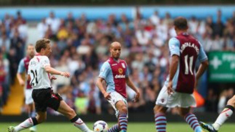 Liverpool se impuso al Aston Villa.