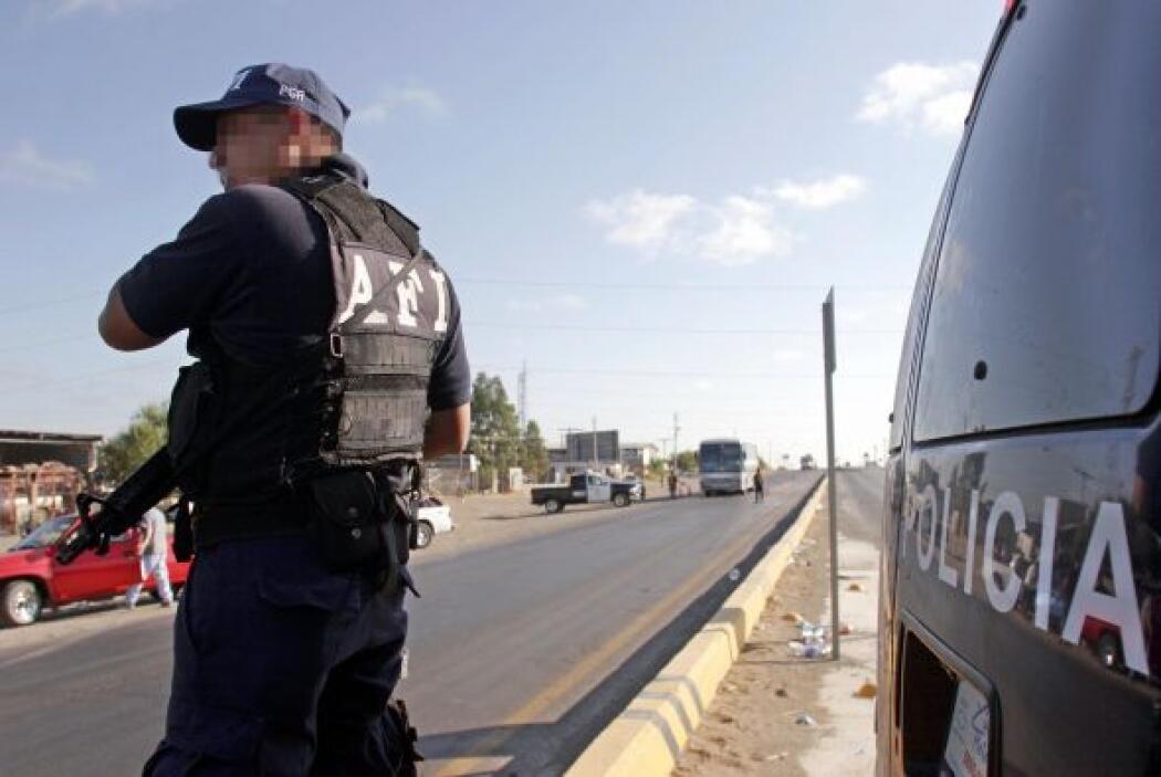 Miembros de seguridad han aceptado que aunque ha aumentado la participac...