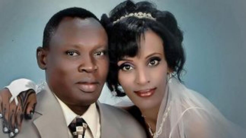 Meriam Yahia Ibrahim Ishag, hija de un musulmán, se casó con un cristian...