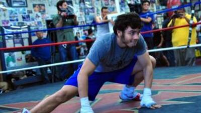 Chávez Jr. afina detalles para su combate contra Marco Antonio 'Veneno'...