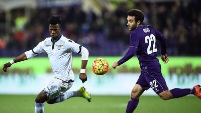 Lazio venció a la Fiore