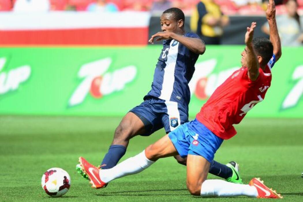 Contrario a lo que se esperana Belice le complicó el partido a Costa Rica.