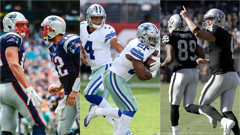 NFL Contendientes al Super Bowl LI