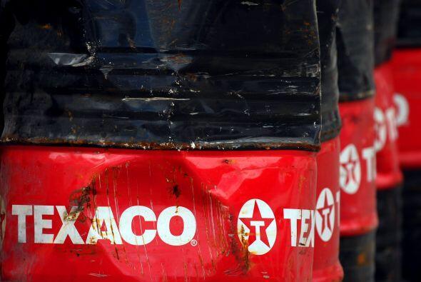 11. Texaco (petróleo) - 21 abril 1987 - $34,900 millones.
