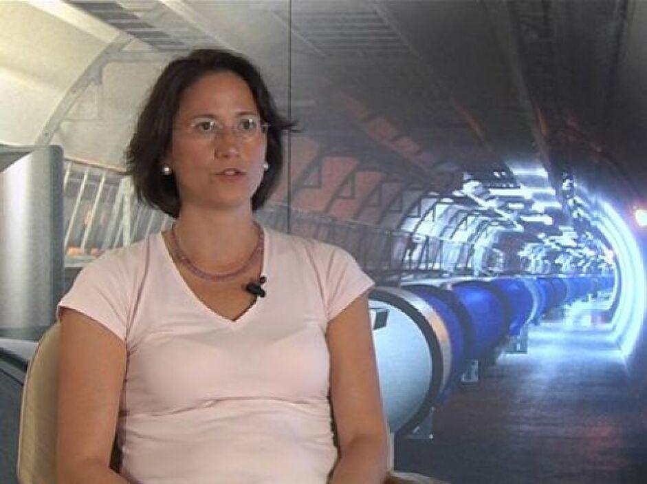 María Chamizo Llatas es doctora en Física de Partículas por la Universid...