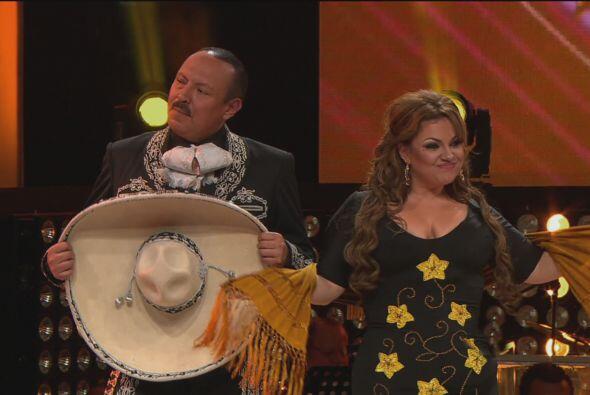 Mientras que Pierre Ángelo eligió a Pepe Aguilar y Jenni R...