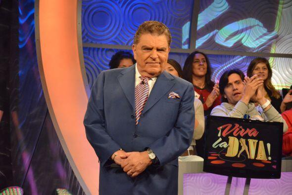 Esta semana Don Francisco presentó a las participantes de 'Viva La Diva'...
