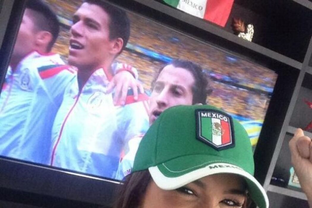 Karla Martínez. Todo sobre el Mundial de Brasil 2014.