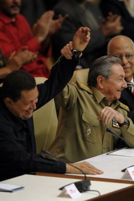 Venezuela es el principal socio comercial de Cuba, con un intercambio de...