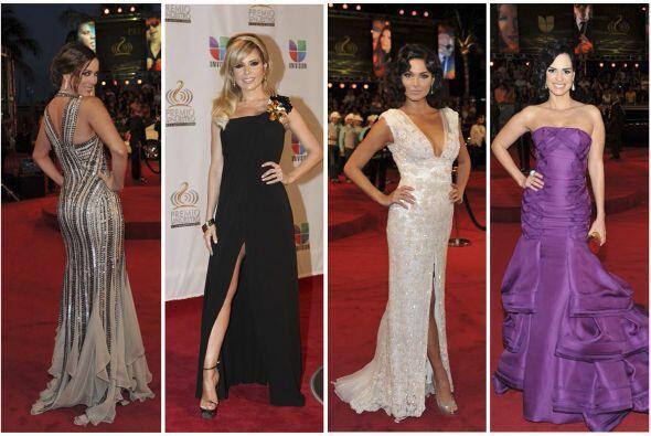 La más elegante de Premio Lo Nuestro 2012 aaec012a98e647668549fadc0ccc83...