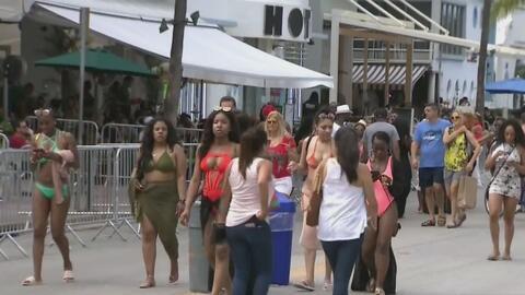 Estos son los preparativos y actividades del Memorial Weekend en Miami B...