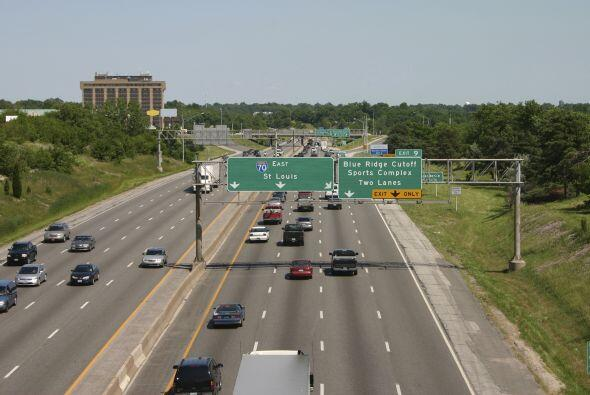 8.- Missouri: Avanzó ocho posiciones para llegar al octavo lugar en 2011...