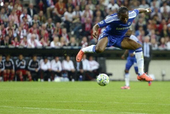El fallo del penalti le dio alas al Chelsea y Bayern, sin Ribery y sin m...