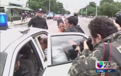 Represión en Cuba en el Día de los Derechos Humanos