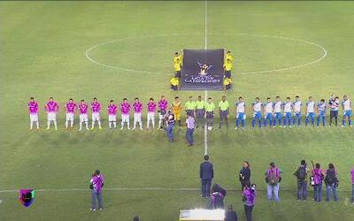 Los panzas verdes ganan sobre Isidro Metapán 4-2 en la Liga de Campeones...