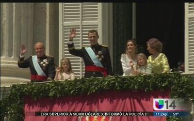 Felipe VI, el nuevo rey