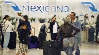 Mexicana de Aviación dejó de volar en agosto de 2010 luego de vivir dive...