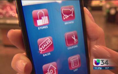 Conquista el supermercado con tu móvil