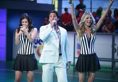 Este trio será el que verás durante los cinco shows del Ju...
