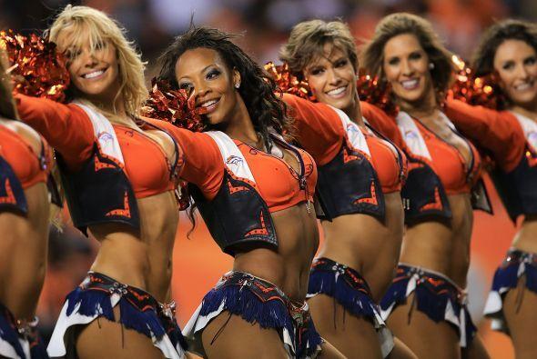 Arrancó la NFL y con ello las chicas bellas del emparrillado regresan pa...