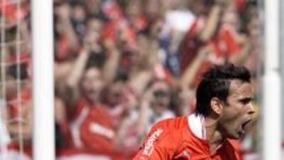Con dos goles de Facundo Parra, Independiente le ganó a Sarmiento de Jun...