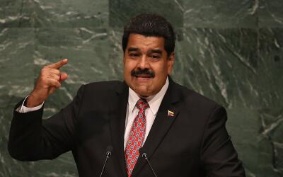 Nicolás Maduro, presidente de la República Bolivariana de...
