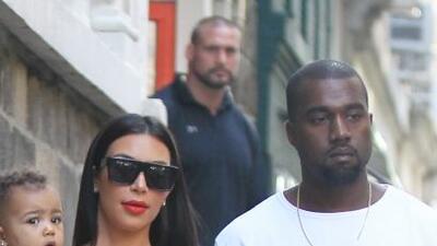No es que no pudiéramos dormir, pero ¡por fin!, Kim y Kanye revelaron po...