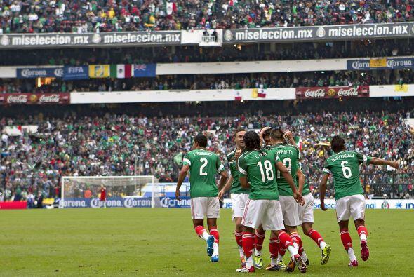Aquella tarde nublada en la Ciudad de México fue de fiesta y tranquilida...