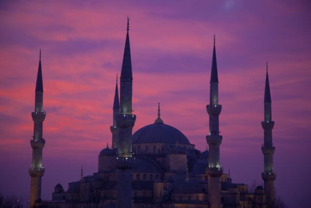 La Mezquita Azul de Estambul