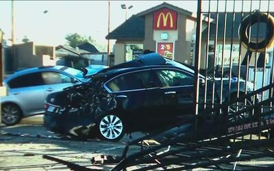 Un muerto dejó accidente en la esquina de Arlington y el Boulevard Marti...