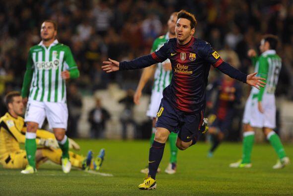 'La Pulga' no sólo se recuperó de un fuerte golpe en Champions League (d...