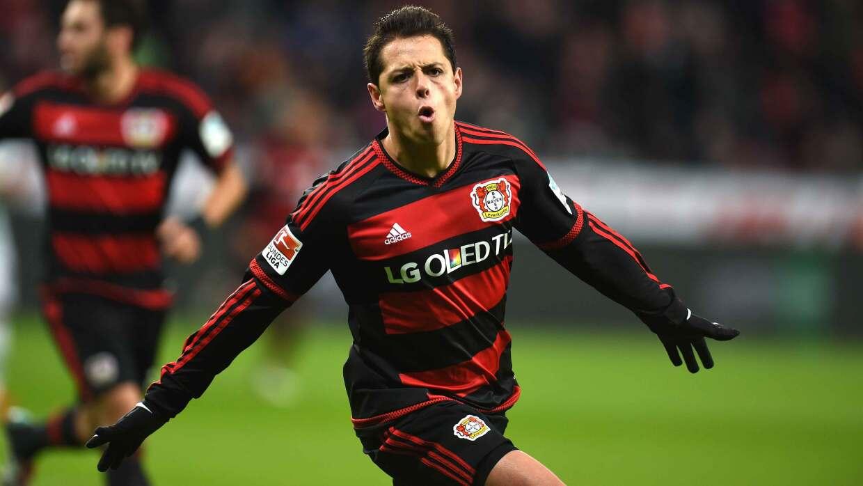 'Chicharito' marcó 2 y el Leverkusen gana