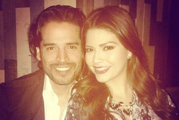 """""""Amo a este caballero"""", dijo Ana.  (Enero 24, 2014)"""