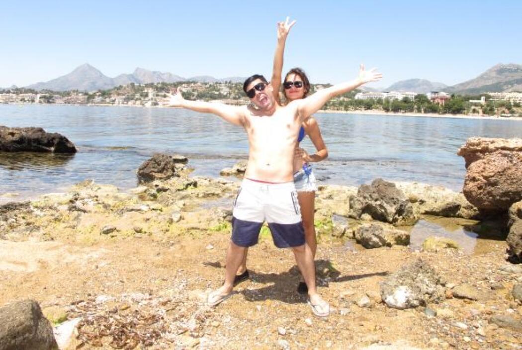 Ibiza es una isla que se encuentra en el mar Mediterráneo y que forma pa...