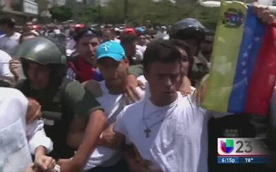 Parlamento venezolano aprueba aministía para presos políticos