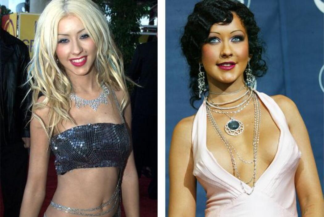 Christina Aguilera no obtuvo lo que pidió.  Aquí los videos más chismosos.