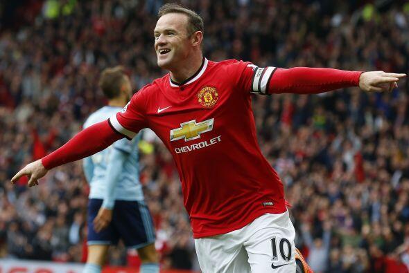 Rooney estuvo en la mira de varios equipos pero el París Saint-Germain f...