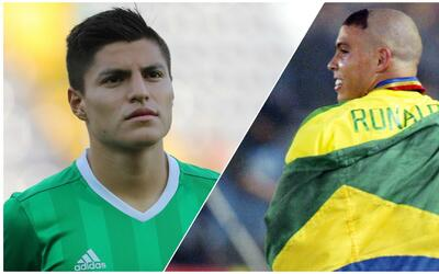 Ronaldo, el crack del Tri Sub-20 que quiere ganar el Mundial como su toc...