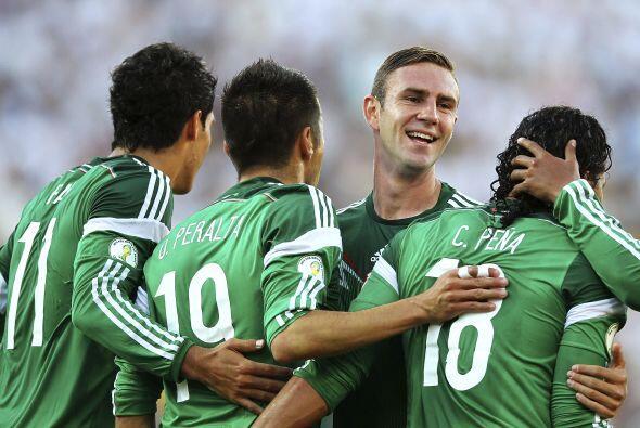 Su primera convocatoria con la Selección Nacional Mexicana se dio...