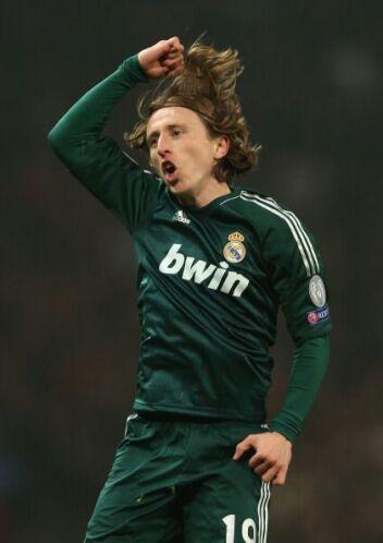 A los 21 minutos de la segunda parte Luka Modric igualó el partido y la...