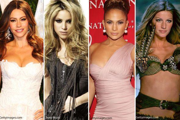 Estas 50 mujeres han sabido conquistar al mundo entero y poner muy en al...