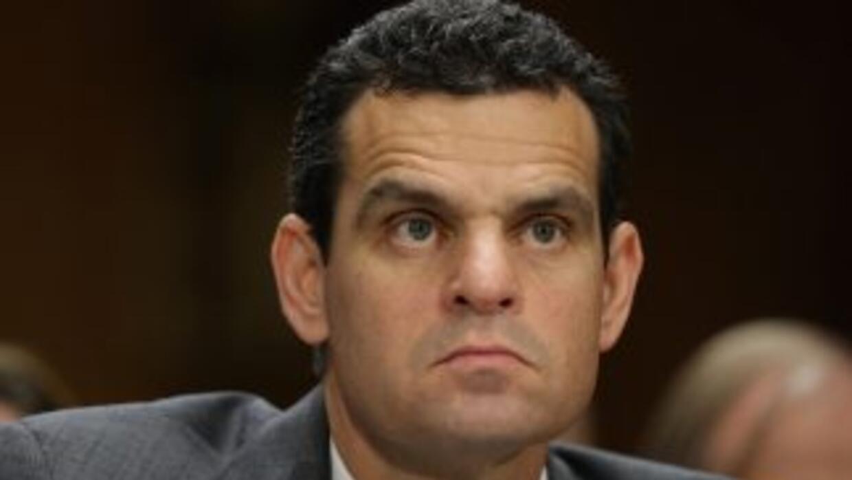 David Cohen, subsecretario del Tesoro en materia de terrorismo e intelig...