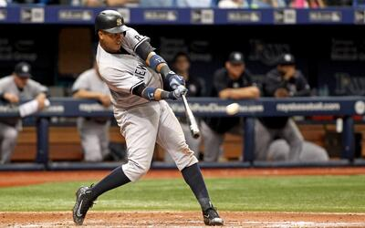 New York Yankees venció 2-1 a Tampa Bay