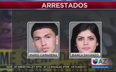 Detienen a sospechosos de robo en Phoenix
