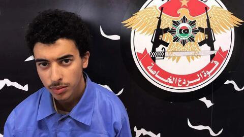 Hashim Ramadan Abedi, hermano del terrorista suicida de Manchester, quie...